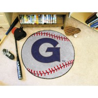 Georgetown University Baseball Rug