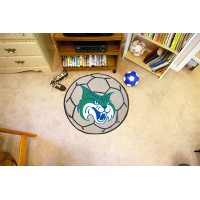 Georgia College & State University Soccer Ball Rug