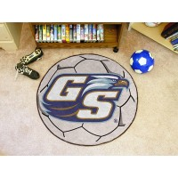 Georgia Southern University Soccer Ball Rug