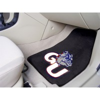 Gonzaga University 2 Piece Front Car Mats