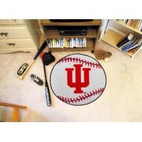 Indiana University Baseball Rug
