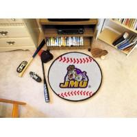 James Madison University Baseball Rug