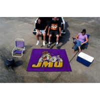 James Madison University Tailgater Rug