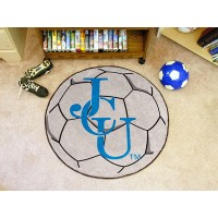 John Carroll University Soccer Ball Rug
