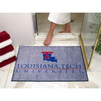 Louisiana Tech University All-Star Rug
