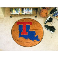 Louisiana Tech University Basketball Rug