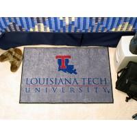 Louisiana Tech University Starter Rug