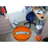 Marquette University Basketball Rug