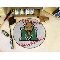 Marshall University Baseball Rug