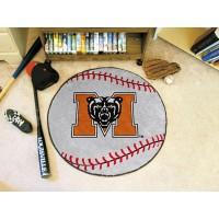 Mercer University Baseball Rug