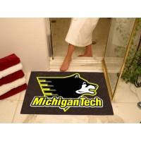 Michigan Tech All-Star Rug