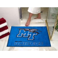 Middle Tennessee State University All-Star Rug