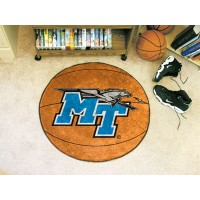 Middle Tennessee State University Basketball Rug