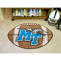 Middle Tennessee State University Football Rug
