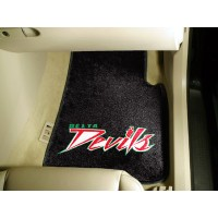 Mississippi Valley State University 2 Piece Front Car Mats