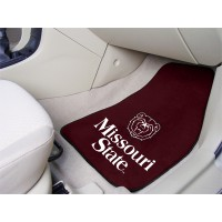 Missouri State 2 Piece Front Car Mats