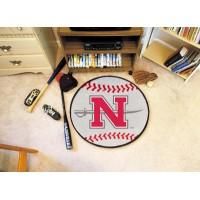 Nicholls State University Baseball Rug
