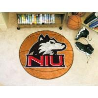 Northern Illinois University Basketball Rug