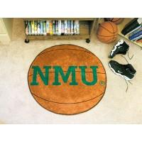 Northern Michigan University Basketball Rug