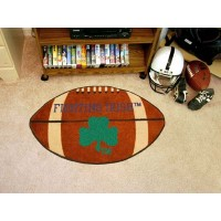 Notre Dame Football Rug