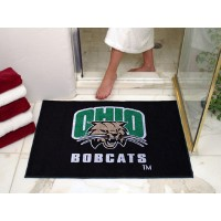 Ohio University All-Star Rug