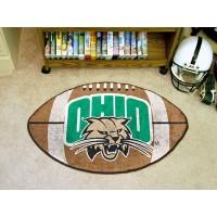 Ohio University Football Rug