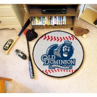 Old Dominion University Baseball Rug