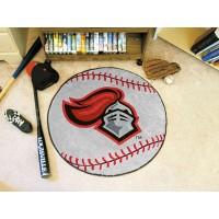 Rutgers Baseball Rug