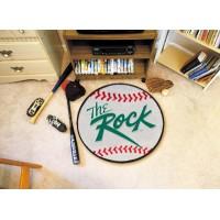 Slippery Rock University Baseball Rug