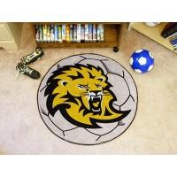 Southeastern Louisiana Soccer Ball Rug