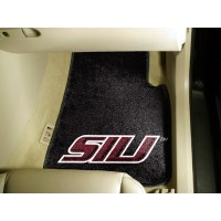 Southern Illinois University 2 Piece Front Car Mats