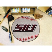Southern Illinois University Baseball Rug