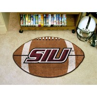 Southern Illinois University Football Rug