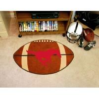 Southern Methodist University Football Rug