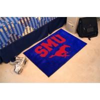 Southern Methodist University Starter Rug