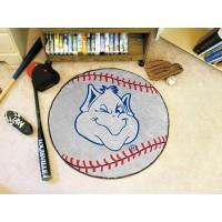 St. Louis University Baseball Rug