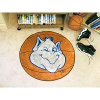 St. Louis University Basketball Rug
