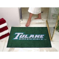 Tulane University All-Star Rug
