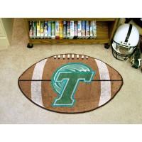 Tulane University Football Rug