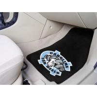 UNC University of North Carolina - Chapel Hill 2 Piece Front Car Mats