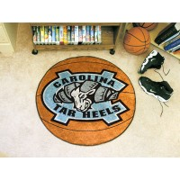 UNC University of North Carolina - Chapel Hill Basketball Rug