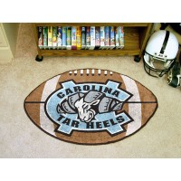 UNC University of North Carolina - Chapel Hill Football Rug