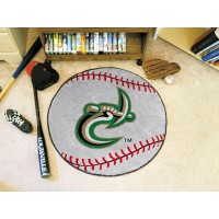 UNC University of North Carolina - Charlotte Baseball Rug