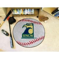 UNC University of North Carolina - Wilmington Baseball Rug