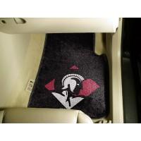 University of Arkansas-Little Rock 2 Piece Front Car Mats