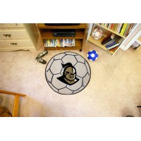 University of Central Florida Soccer Ball Rug