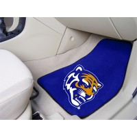 University of Memphis 2 Piece Front Car Mats