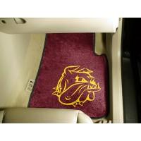 University of Minnesota-Duluth 2 Piece Front Car Mats