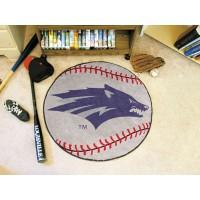 University of Nevada Baseball Rug