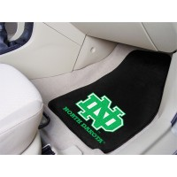 University of North Dakota 2 Piece Front Car Mats